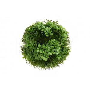 Guľa zelená, priemer 14cm 30003