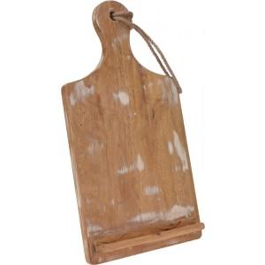 Lopár - stojan na knihu 51*27 cm 22719