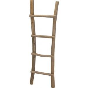 Rebrík teak 24239
