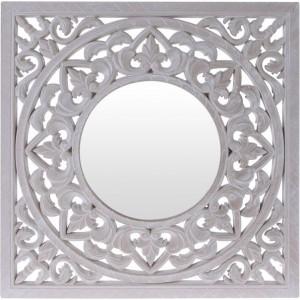 Zrkadlo vyrezávané  drevo 22729