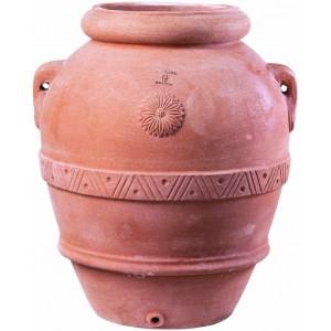 Originálna toskánska terakotová amfora 50 cm 34463