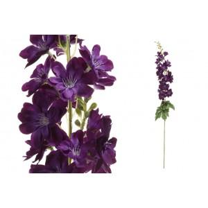 Ostrôžka - Delphinium na stopke vo fialovej farbe 87 cm 33794