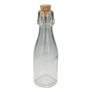 Fľaša s korkom, 225ml 31860