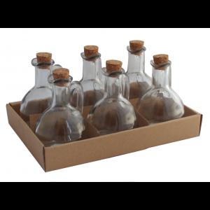 Fľaša s korkom 21240