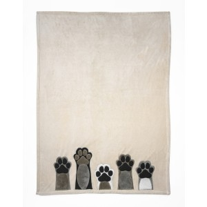 Deka Little Paws 140x180cm 28879