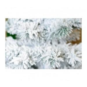 Vianočný stromček na kmeni zasnežený smrek HORSKÝ 1,20 m 32468