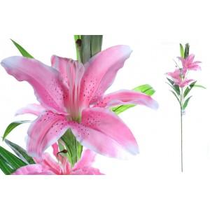 Lalia ružová 110cm 31487