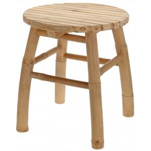 Stolička bambus 30943