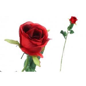 Ruža červená 52cm 31506